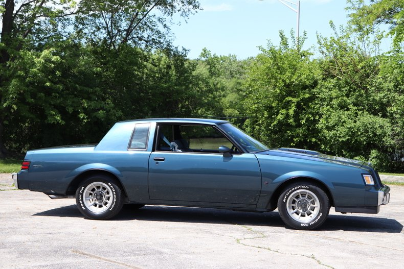 Buick Regal T Type >> 1987 Buick Regal Midwest Car Exchange