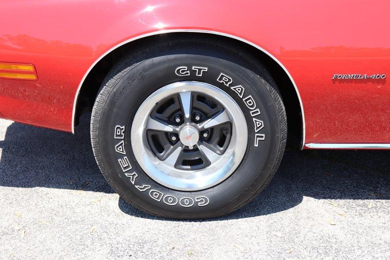 1974 pontiac firebird formula 400