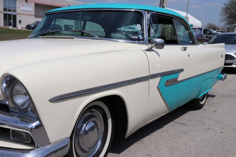 1956 plymouth belvedere