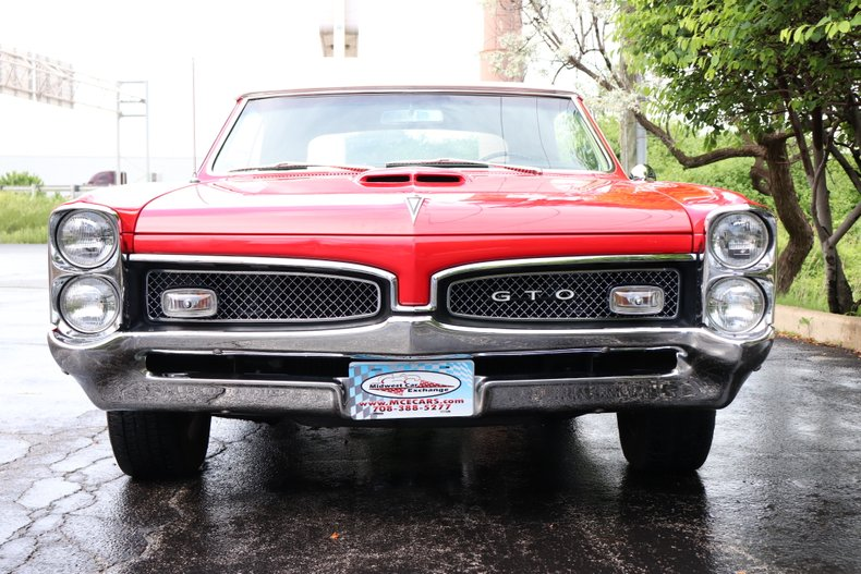 1967 Pontiac GTO HO | Midwest Car Exchange