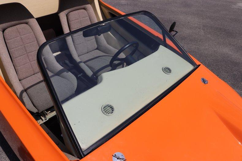 1970 volkswagen dune buggy manx sr2