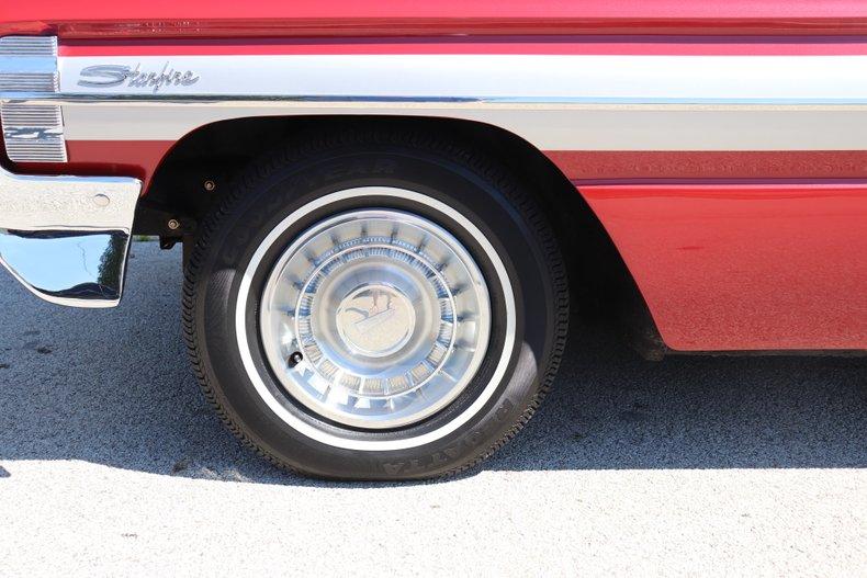 1961 oldsmobile starfire convertible