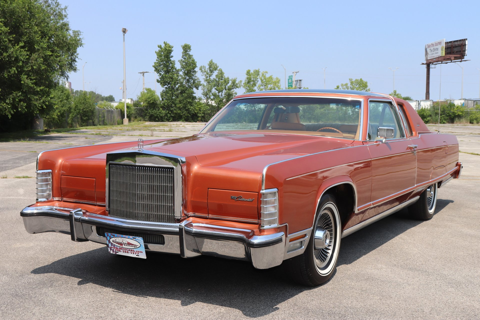 1977 Lincoln Continental Town Coupe for sale #94954 | MCG