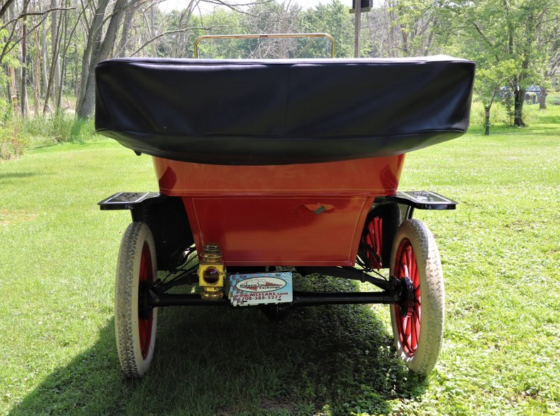 1912 ford model t four door touring