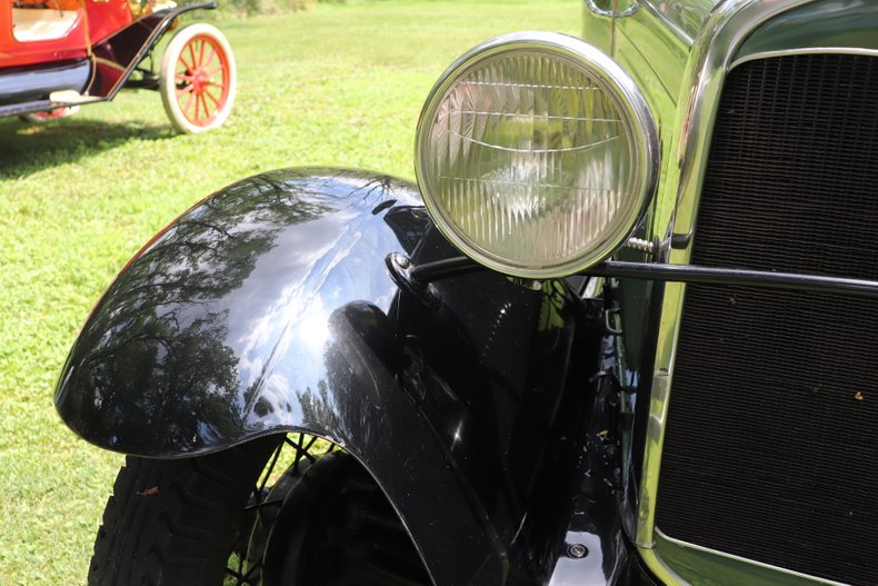 1931 ford model a fordor
