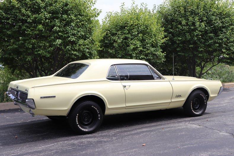 1967 mercury cougar dan gurney special