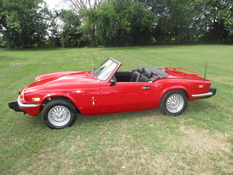 1978 Triumph Spitfire For Sale