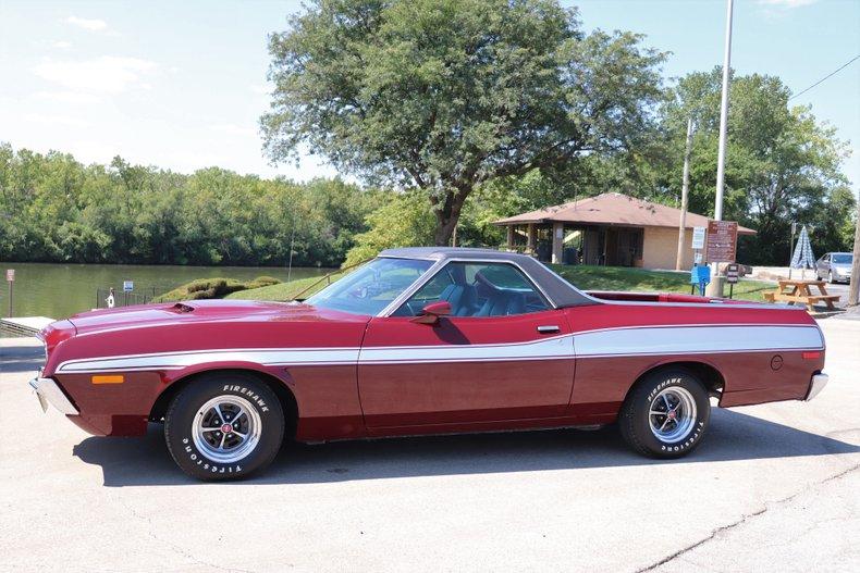1972 ford ranchero gt