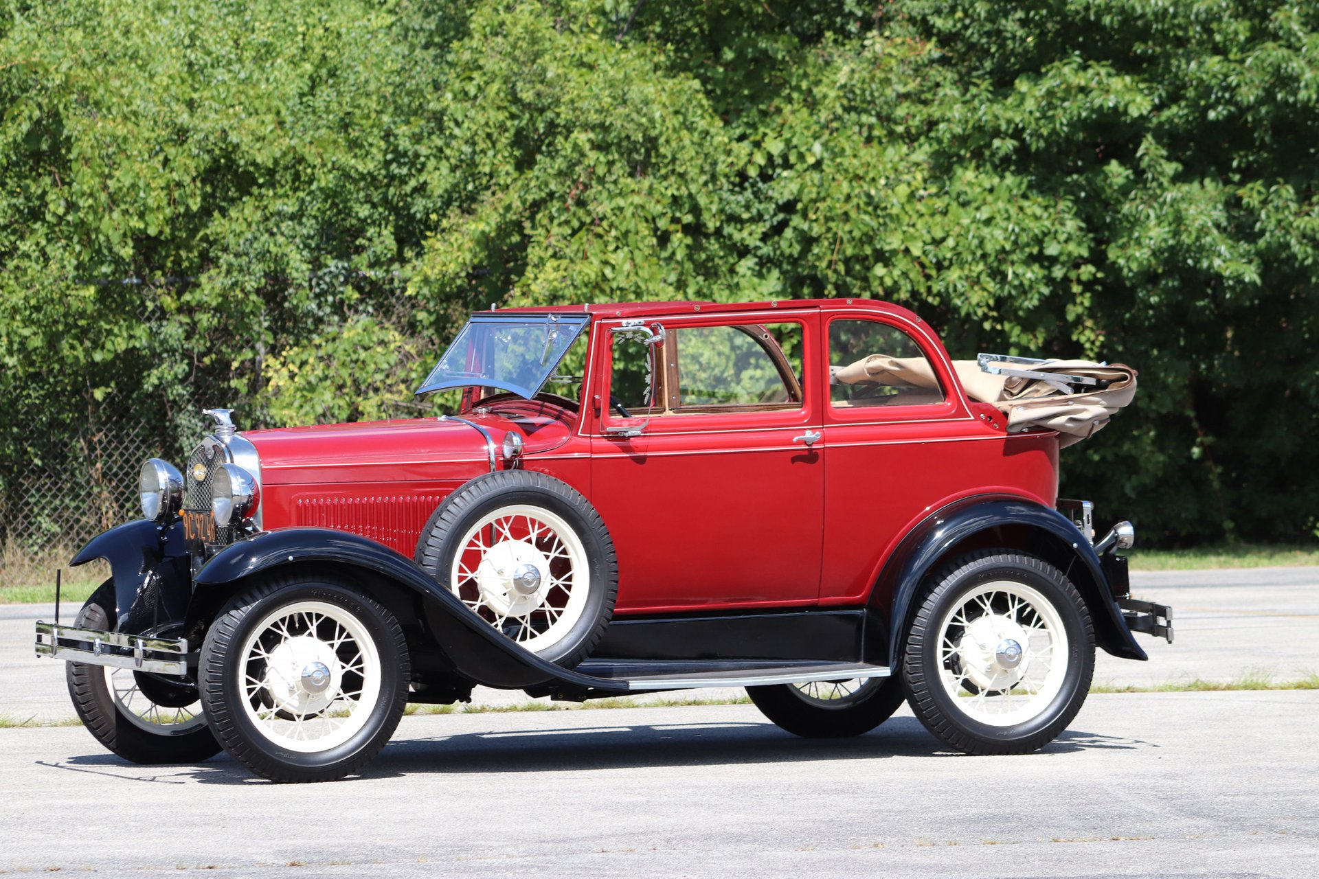 1931 ford model a400