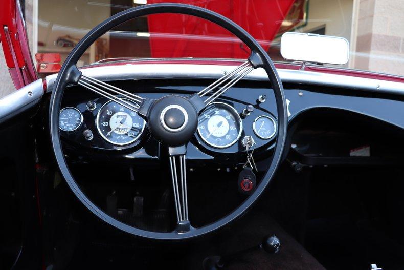 1954 austin healey 100 4