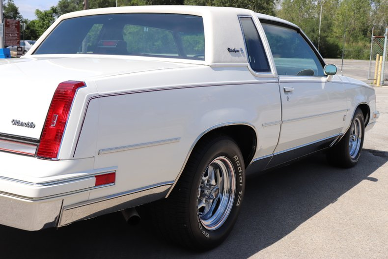 1987 oldsmobile cutlass supreme brougham