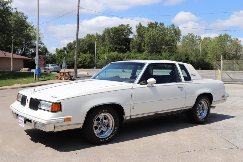 1987 Oldsmobile Cutlass Supreme