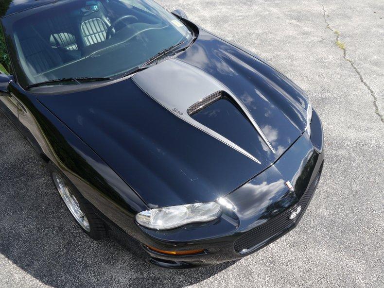 2001 chevrolet camaro z28 intimidator ss