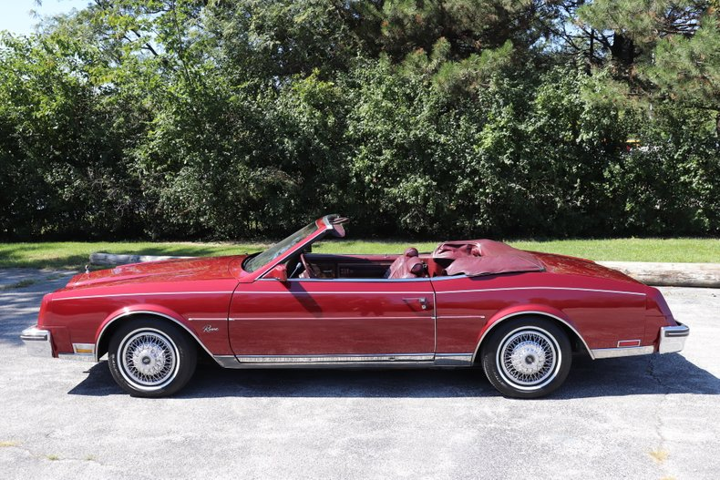 1983 Buick Riviera For Sale