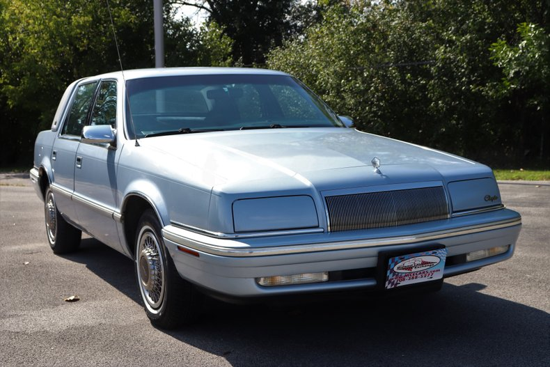 1992 chrysler new yorker salon