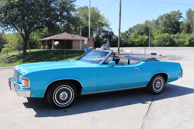 1973 Mercury Cougar For Sale