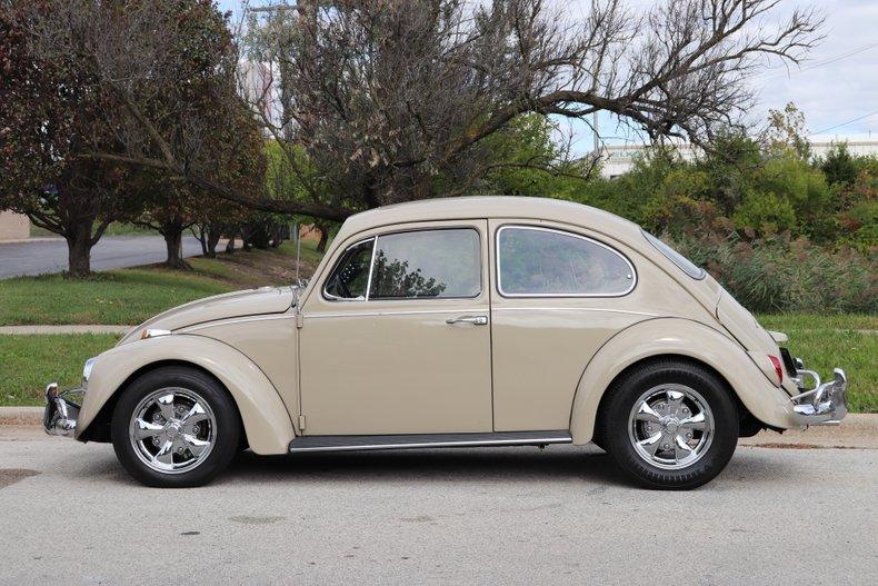 1967 volkswagen beetle deluxe