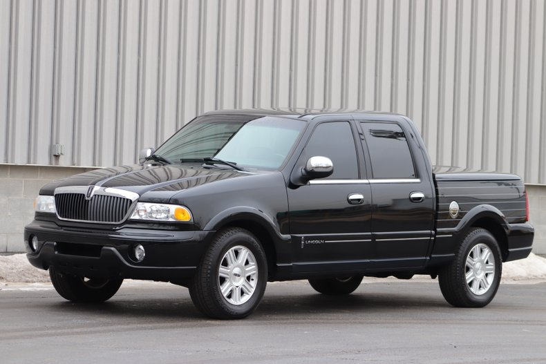 2002 Lincoln Blackwood Pickup