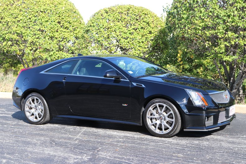 2011 Cadillac CTSV For Sale