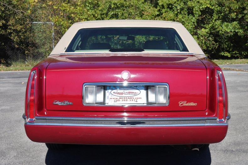 1994 cadillac sedan deville