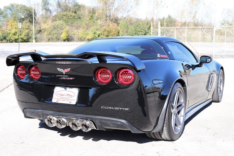 2006 chevrolet corvette z06 w lingenfelter build