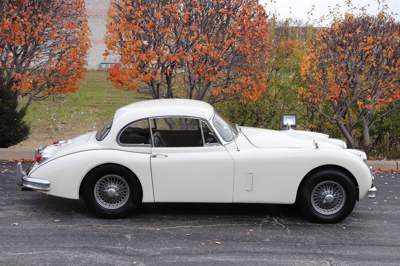 1958 Jaguar XK150 For Sale