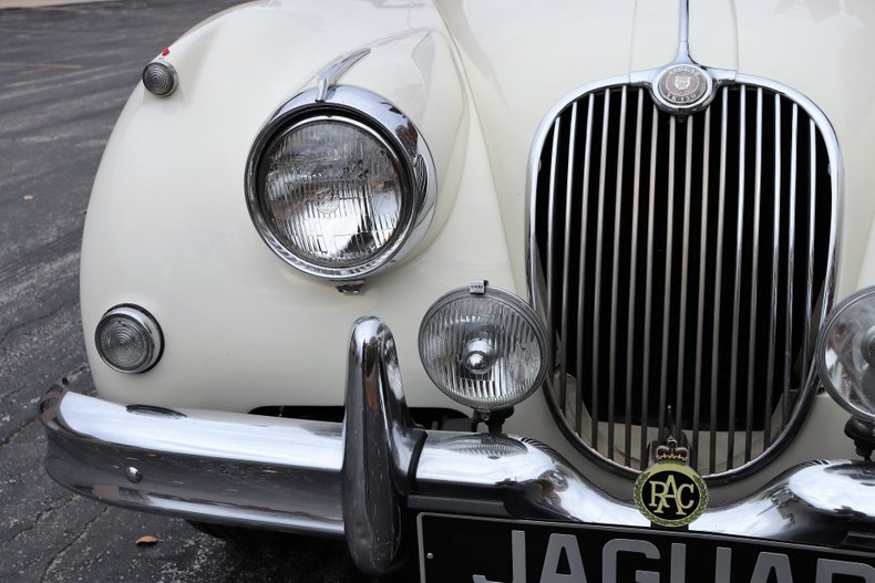 1958 jaguar xk150 fixed head coupe