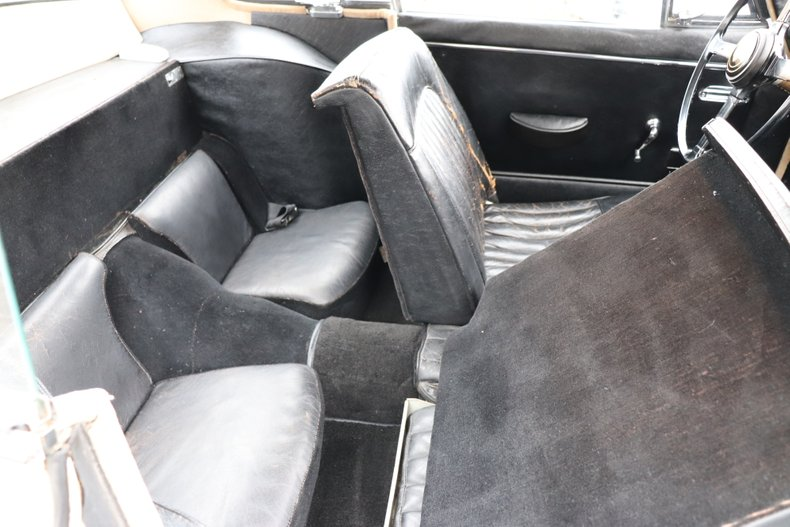 1958 jaguar xk150 fixed head coupe