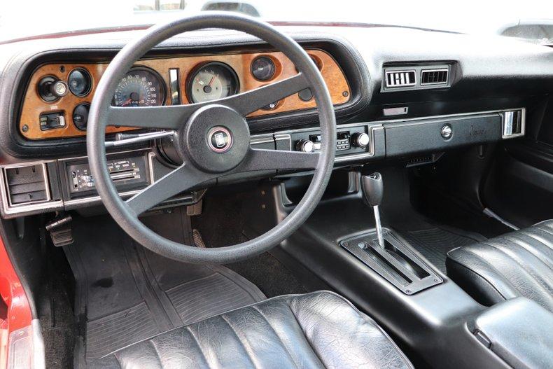 1975 chevrolet camaro sport coupe