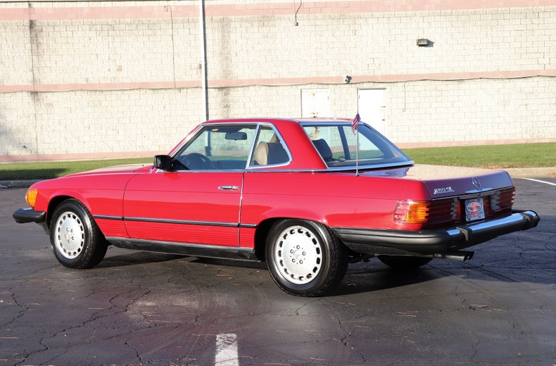 1983 mercedes benz 380sl