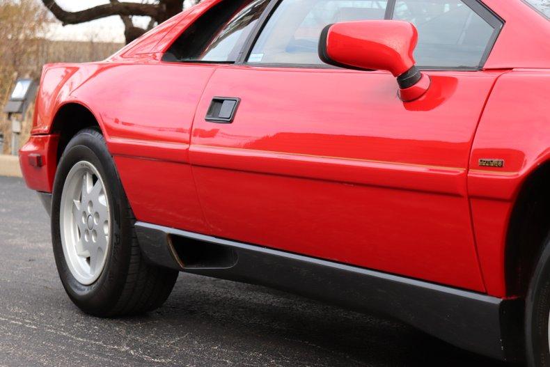 1989 lotus esprit turbo se
