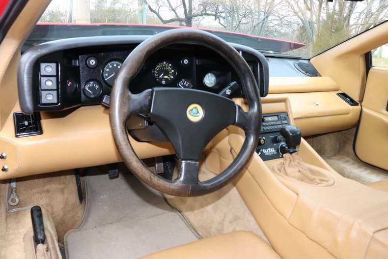1989 lotus esprit turbo