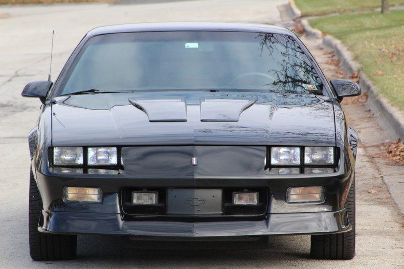 1992 chevrolet camaro z28