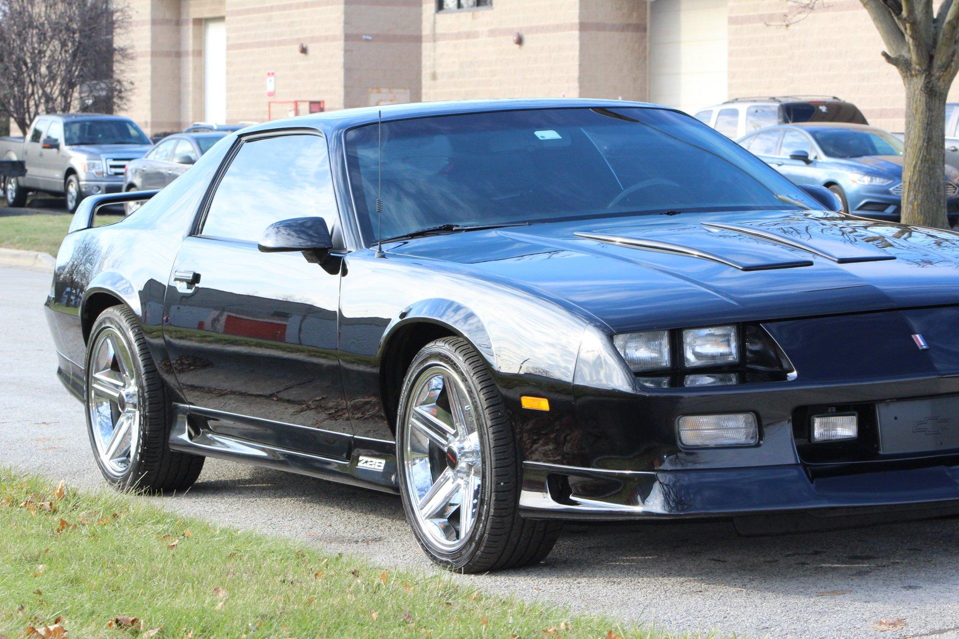 1992 Chevrolet Camaro Z28 for sale #108878   MCG