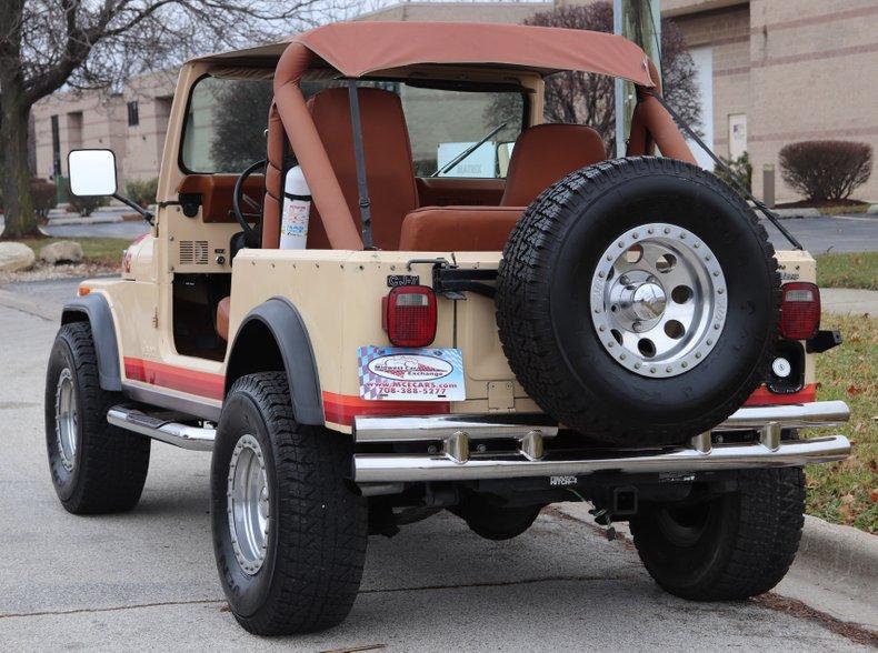 1982 jeep cj 7 renegade