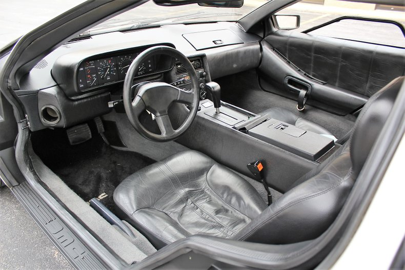 1981 delorean dmc 12