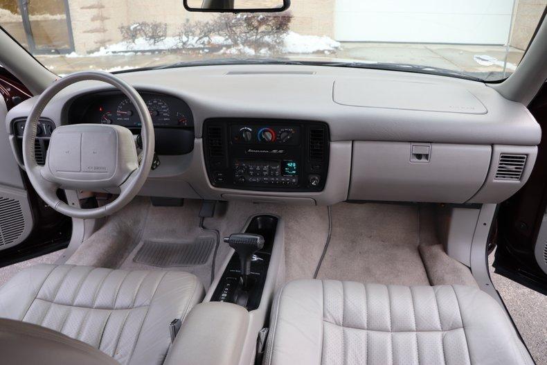 1996 chevrolet impala ss