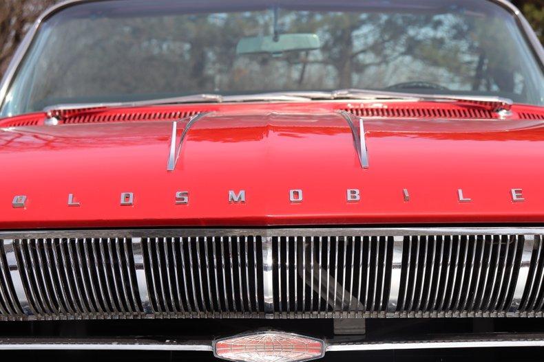 1961 oldsmobile starfire