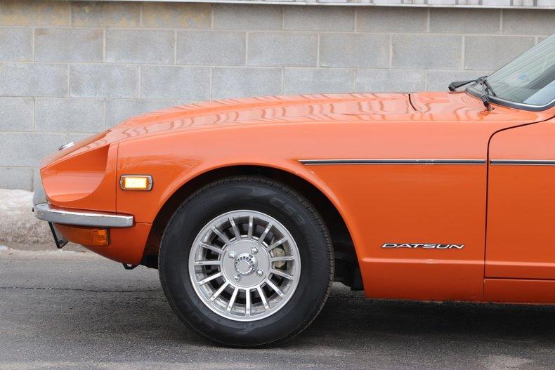 1973 datsun 240z