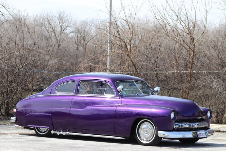 1950 Mercury Coupe For Sale 113182 Motorious