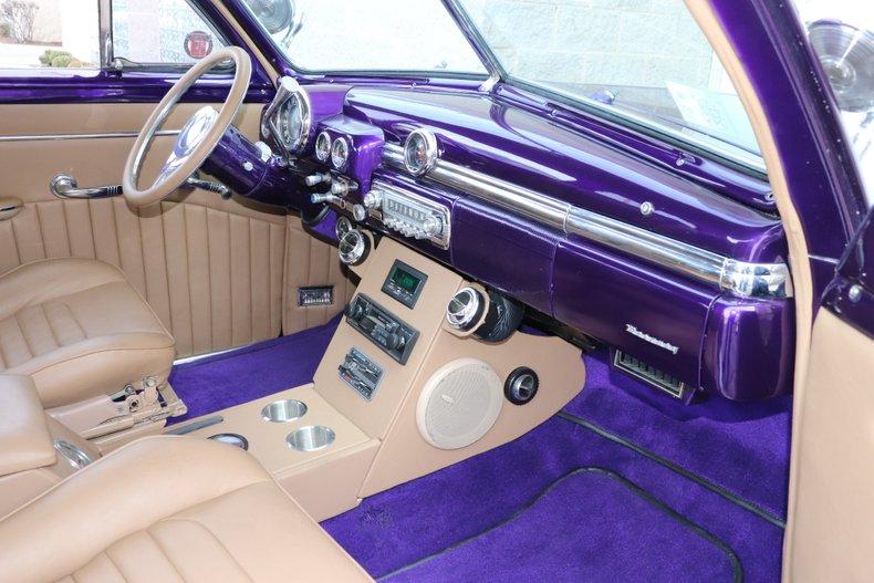 1950 mercury coupe