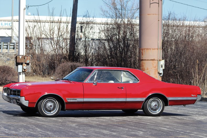 1966 Oldsmobile Starfire For Sale