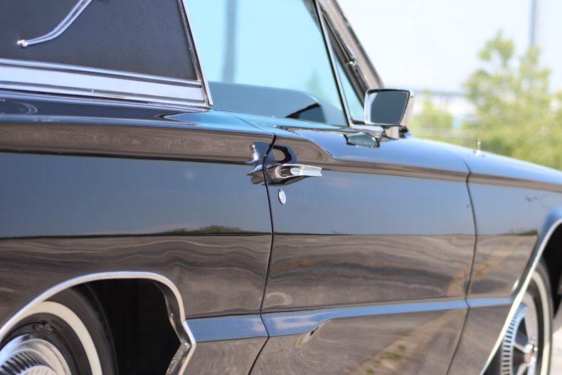 1966 ford thunderbird landau special