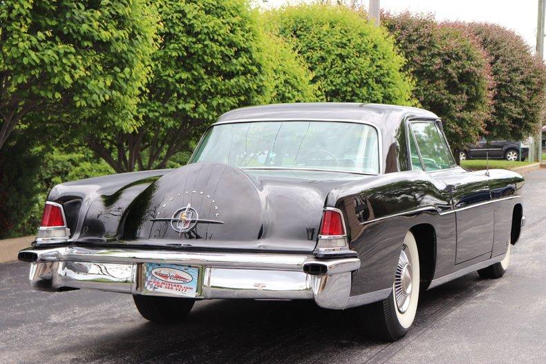 1956 continental mark ii