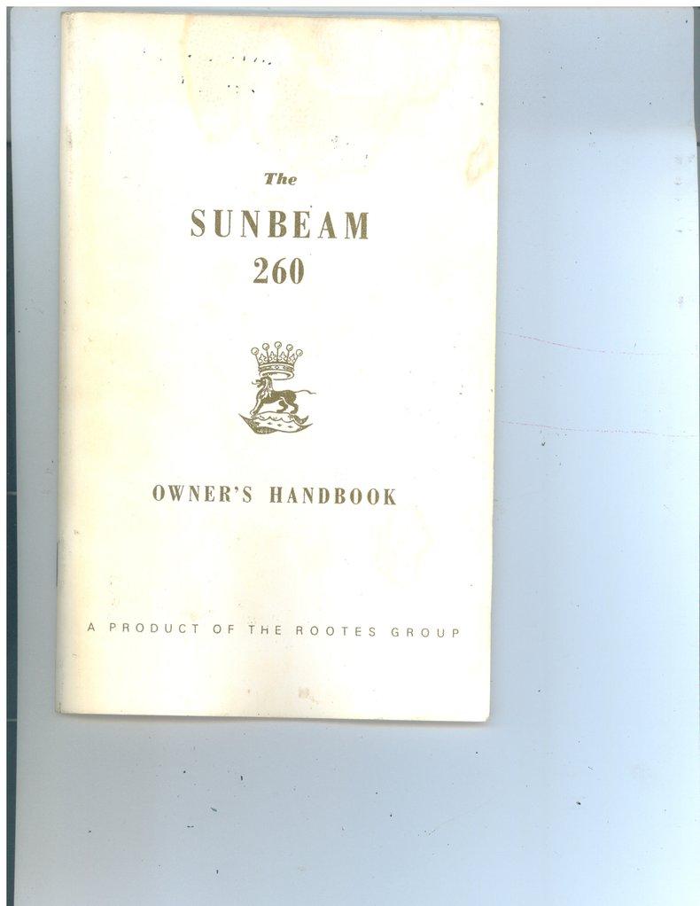 1965 sunbeam tiger rootes