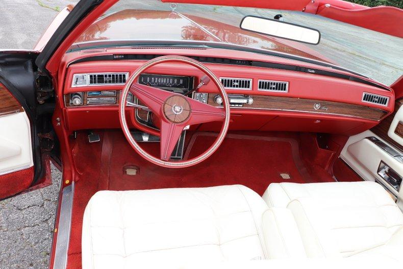 1976 cadillac eldorado biarritz convertible
