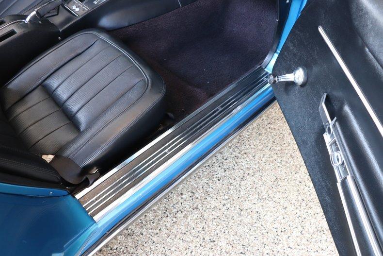 1968 chevrolet corvette stingray convertible