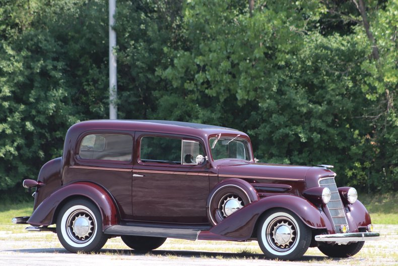 1934 oldsmobile series f two door sedan