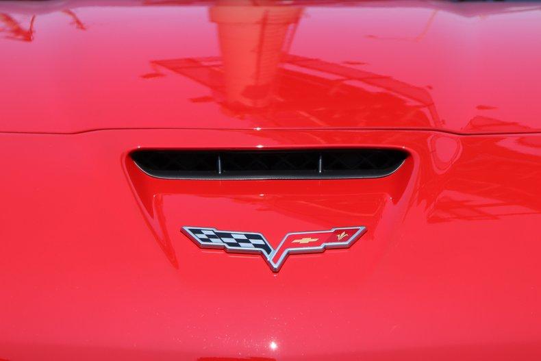 2008 chevrolet corvette zo6