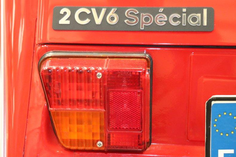 1975 citroen 2cv special